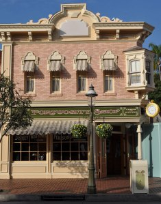 Fortuosity Shop in  Disneyland